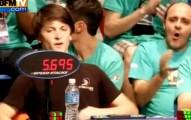 rubikova kocka sampion 2015 rekord